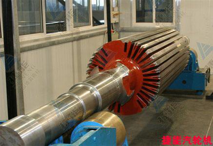 15mw发电机转子